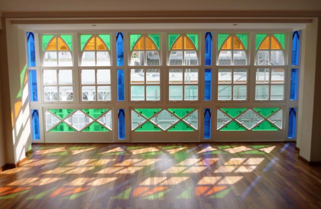 Rehabilitación integral ductor de edificio histórico en A Coruña