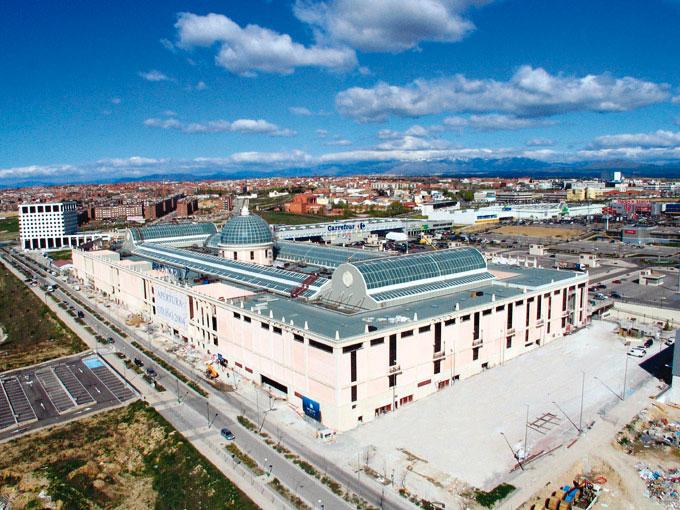 Cc plaza norte 2 ductor project - Gran plaza norte 2 majadahonda ...